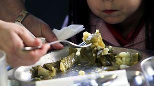 La Comunidad de Madrid cambiará los menús escolares para los niños de familias vulnerables