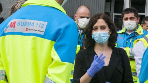 Madrid, tras la dimisión de su directora general de salud, solicita formalmente pasar a la fase 1