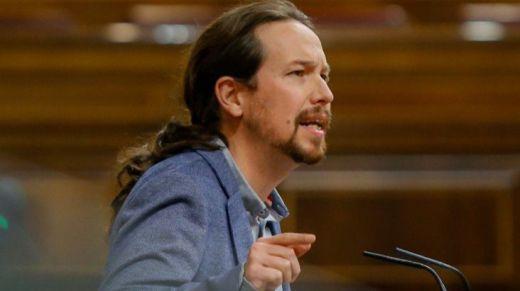 Pablo Iglesias acusa a Ayuso de jugar con vidas para hacer política: