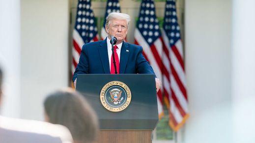 Un segundo funcionario de la Casa Blanca cercano a Trump da positivo por covid-19