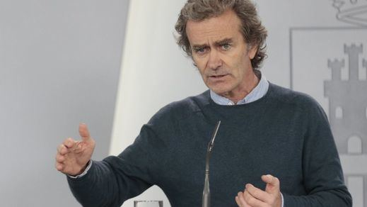 Simón prevé que Madrid y otras regiones que se han quedado en la 'fase 0' puedan pasar a la siguiente en una semana