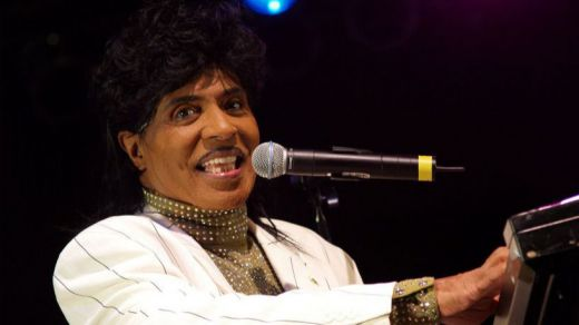 Muere Little Richard, uno de los padres del rock and roll
