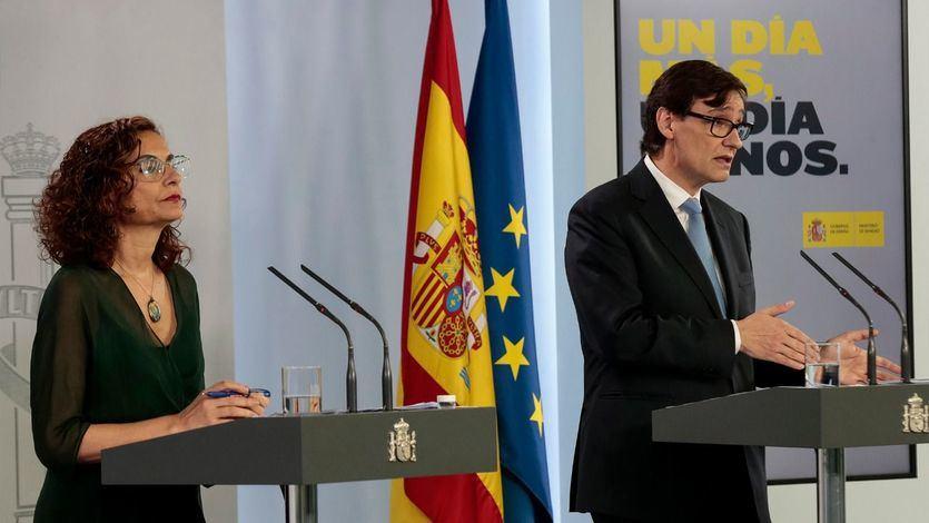 Quejas y propuestas de los presidentes autonómicos al Gobierno ante el arranque de la fase 1