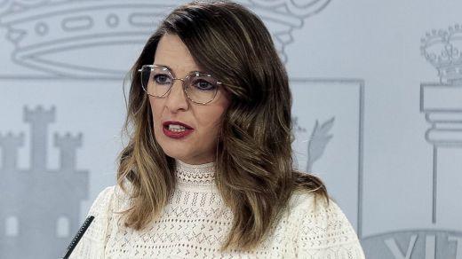 Yolanda Díaz afirma que