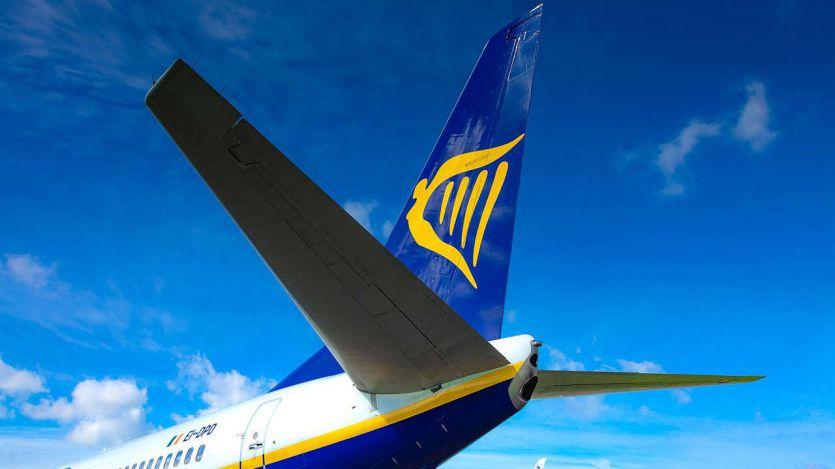 Ryanair reanudará el 40% de sus vuelos a partir del 1 de julio