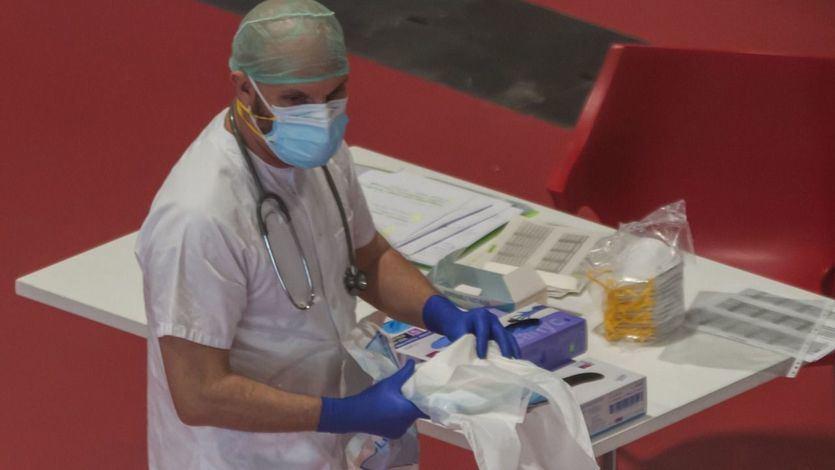 Las cifras del coronavirus siguen sin bajar en España: 184 muertos y 439 nuevos contagios