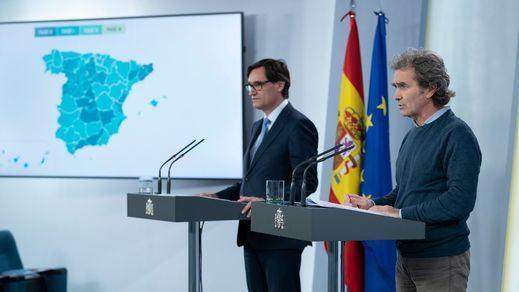 Los territorios que solicitan cambiar de fase en la desescalada el 18 de mayo