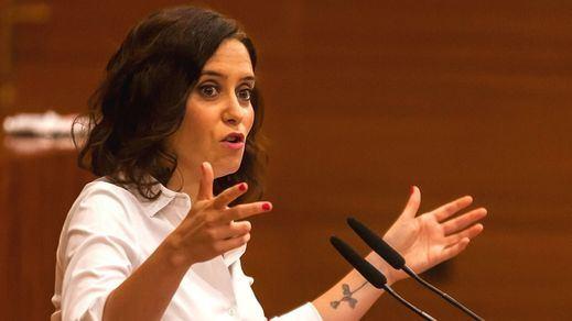 Ayuso deja claro que el apartamento donde está alojada no lo pagan los madrileños: