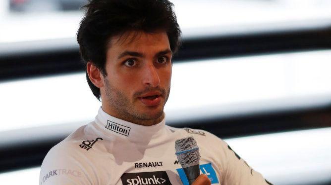 Confirmado: Carlos Sainz será piloto de Ferrari la próxima temporada de Formula 1