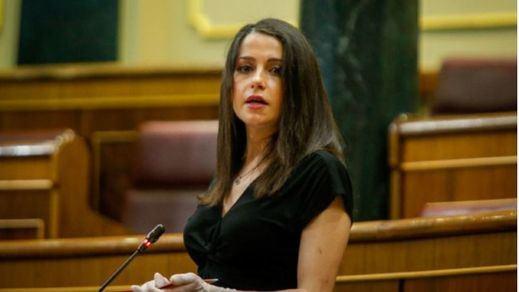Ciudadanos rechaza la prórroga de 30 días del estado de alarma entre críticas al Gobierno