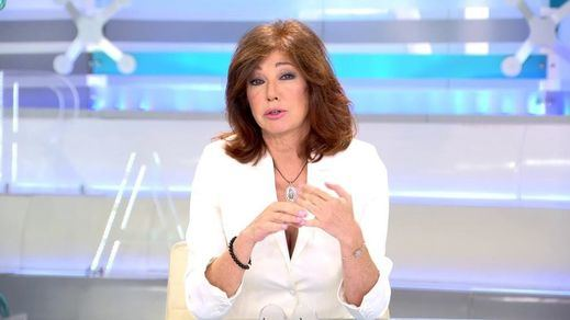 Ana Rosa Quintana desata las críticas al comparar el covid-19 con el VIH