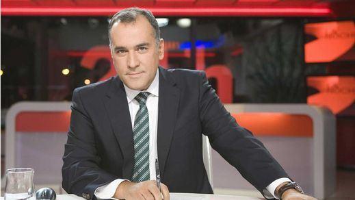 Xabier Fortes pasa de 'Los Desayunos' a las noches del Canal 24 Horas