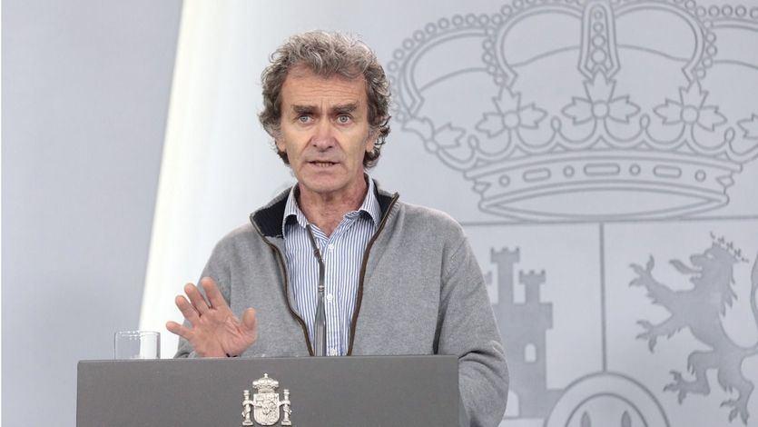 Simón: 'No me sorprendería que la solicitud de Madrid pueda avalar su paso a la siguiente fase'