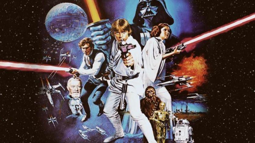 Las películas de 'La Guerra de las Galaxias', ordenadas de mejor a peor