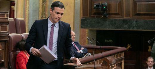 El Gobierno sacará adelante la quinta prórroga del estado de alarma gracias a Ciudadanos y PNV