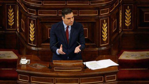 El Congreso aprueba la quinta prórroga pero el Gobierno ve desvanecerse el espíritu de la investidura
