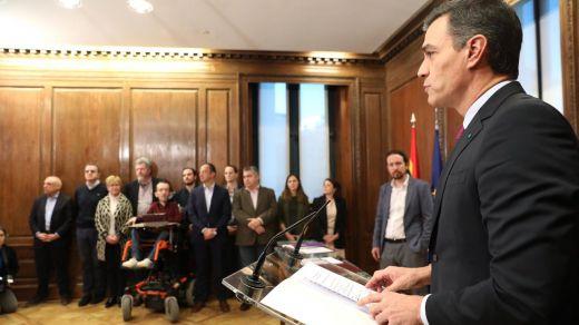 El PSOE y la reforma laboral: acuerda con Bildu derogarla pero en horas lo descarta