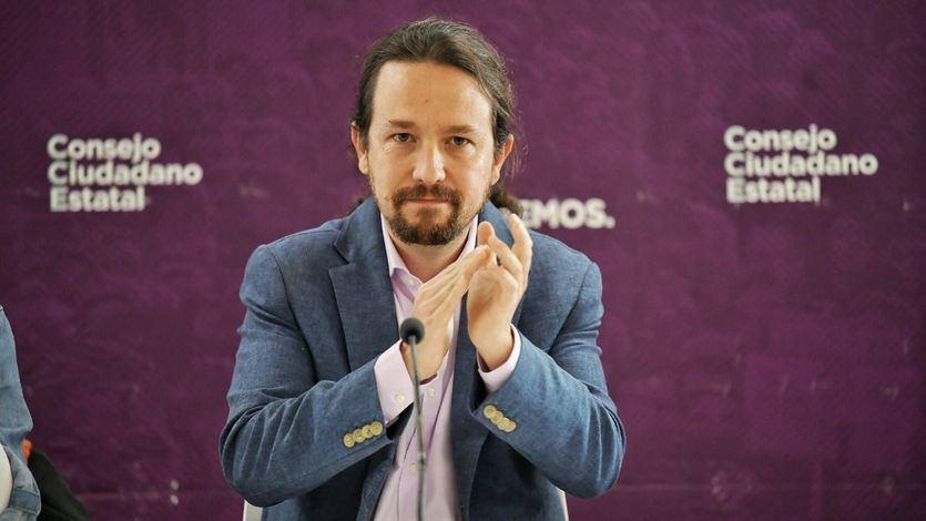 Pablo Iglesias revalida su mandato en Podemos sin sudar la camiseta y con el 92% de los votos