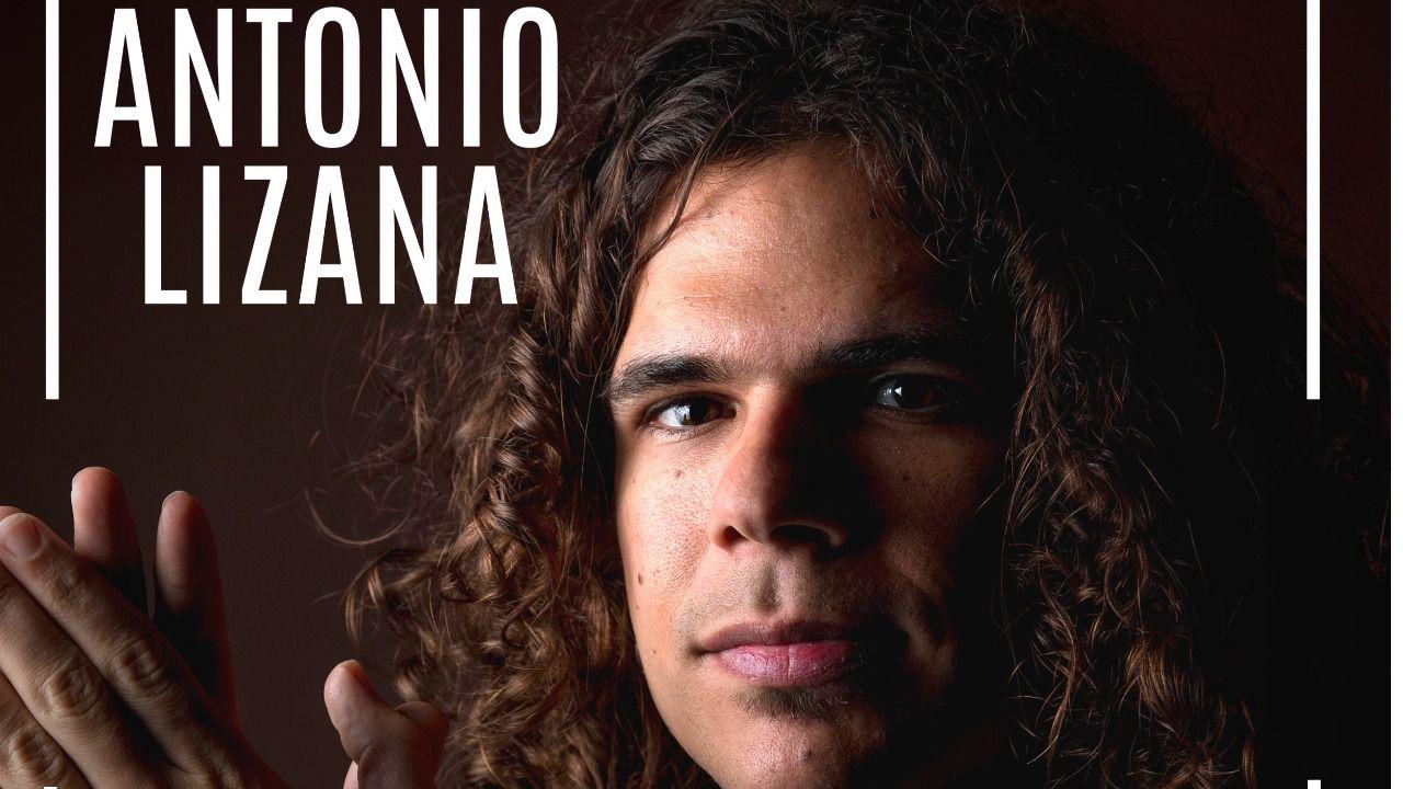 El polifacético músico Antonio Lizana ya tiene nuevo disco 'Una Realidad Diferente'... con la misma calidad de siempre (videoclip)