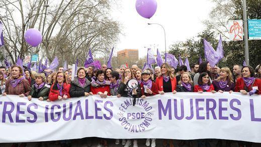 La jueza cita como imputado al delegado del Gobierno en Madrid por la manifestación del 8-M