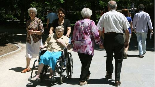Cae el gasto en pensiones en mayo por el golpe del coronavirus a la tercera edad