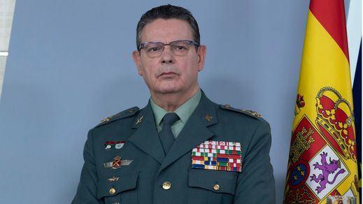 El número 2 de la Guardia Civil dimite tras el cese de Pérez de los Cobos