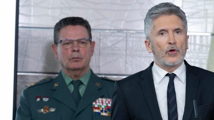 El informe de la Guardia Civil sobre el 8-M y que acusa al Gobierno de prevaricación, plagado de errores y omisiones