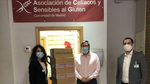 Mercadona colabora con el proyecto 'Contigo 2020' de la Asociación de Celiacos de Madrid