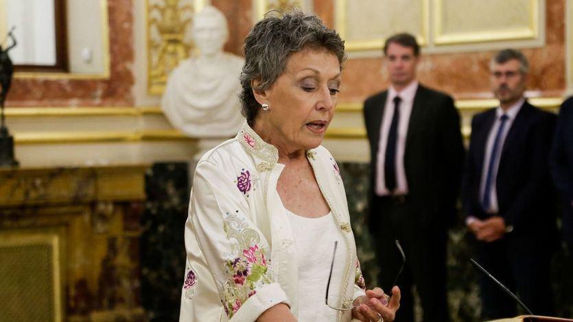 'Radio Televisión Espantosa', el lapsus de Rosa María Mateo