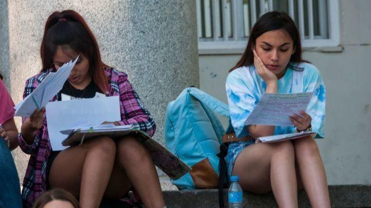 Madrid quiere que los alumnos de 2º de Bachillerato vuelvan a las aulas el 1 de junio