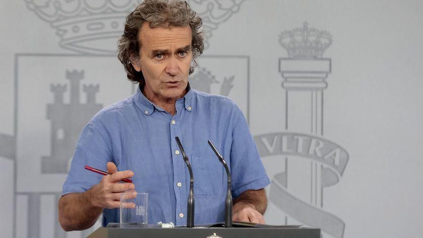 Simón, sobre el aumento de un 55% de la mortalidad: 'No podemos achacar el exceso directamente al coronavirus'