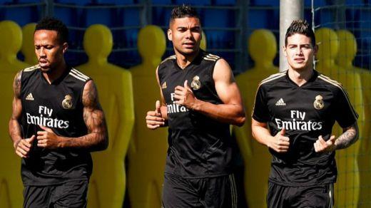 Sanidad permite entrenar a pleno ritmo a los equipos de La Liga a partir de este lunes