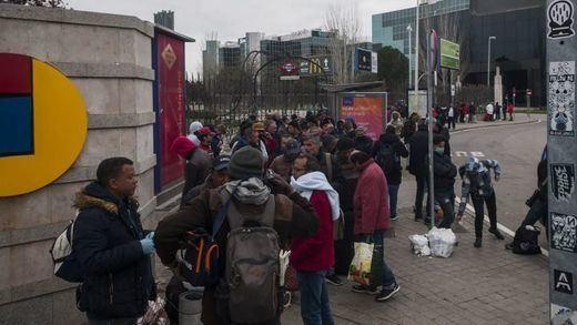 El otro cierre de Ifema: reubicadas las personas sin hogar del albergue temporal