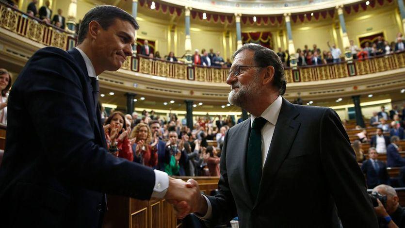 Se cumplen 2 años de la histórica moción de censura a Rajoy: así fue la jornada más larga