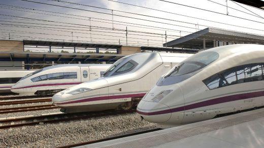 Renfe inicia el proceso de certificación de sus trenes contra el covid-19