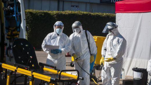 Sanidad no registra ningún fallecimiento por coronavirus en las últimas 24 horas