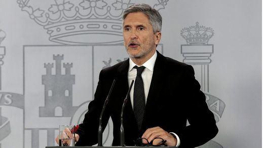 Una nota interna revela que Marlaska habría mentido sobre la destitución de Pérez de los Cobos
