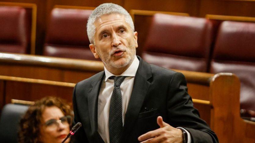 Marlaska asegura que se pidió información a Pérez de los Cobos porque el informe había sido filtrado a la prensa
