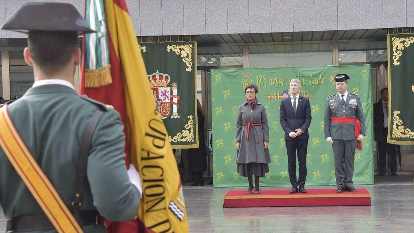 Interior nombra a un nuevo jefe de la Comandancia de la Guardia Civil en Madrid tras el cese De los Cobos