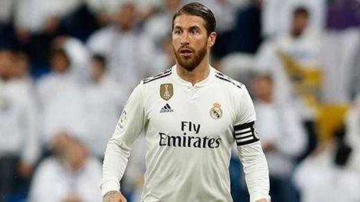 La espantada de Sergio Ramos en la videoreunión de futbolistas con el Gobierno