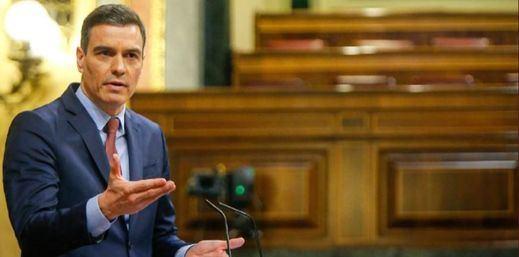 Sánchez pide la última prórroga del estado de alarma:
