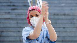 Los sanitarios españoles que combatieron al coronavirus, Premio Princesa de Asturias de la Concordia