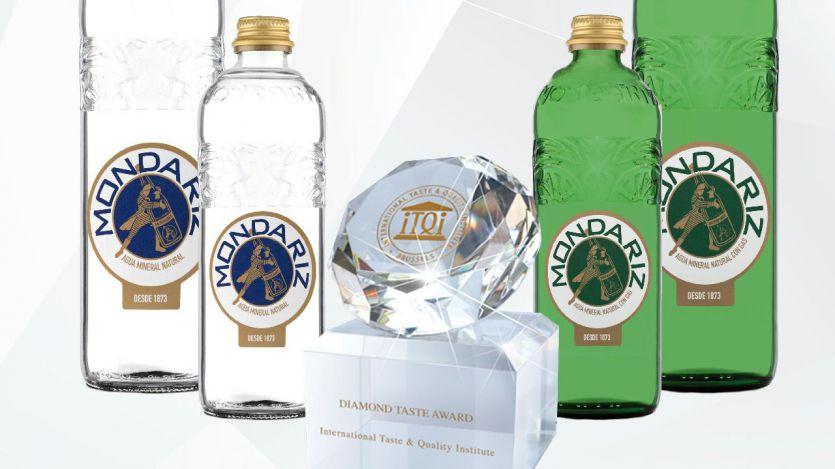 Mondariz se mantiene como 'la mejor agua del mundo'