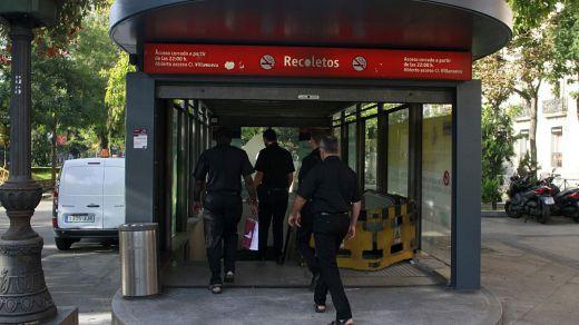 Cercanías Madrid activa la instalación de máquinas expendedoras de mascarillas e hidrogel en estaciones