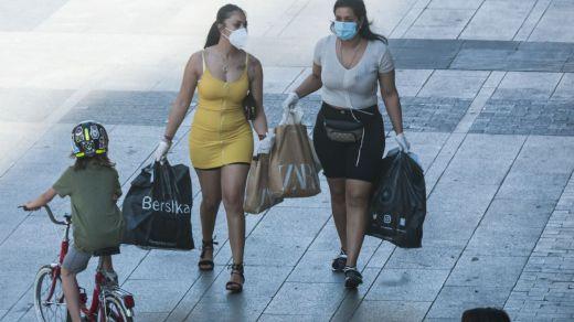 Sanidad notifica otros 177 nuevos contagios de coronavirus en las últimas 24 horas