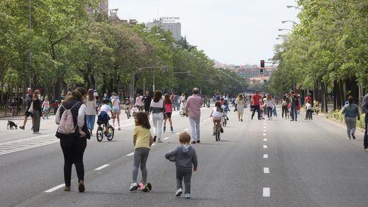 La España más golpeada por la covid-19 celebra su recién estrenada fase 2: qué novedades trae