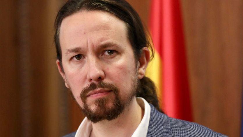 Iglesias considera 'un escándalo, si no es un crimen' lo ocurrido en las residencias de mayores de Castilla y León o Madrid