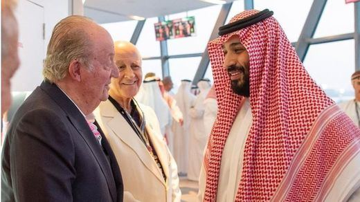 La Fiscalía del Supremo asume la investigación al rey Juan Carlos por el AVE a La Meca