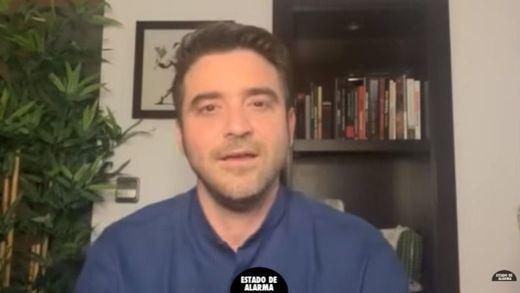 'El Mundo' despide al periodista Javier Negre