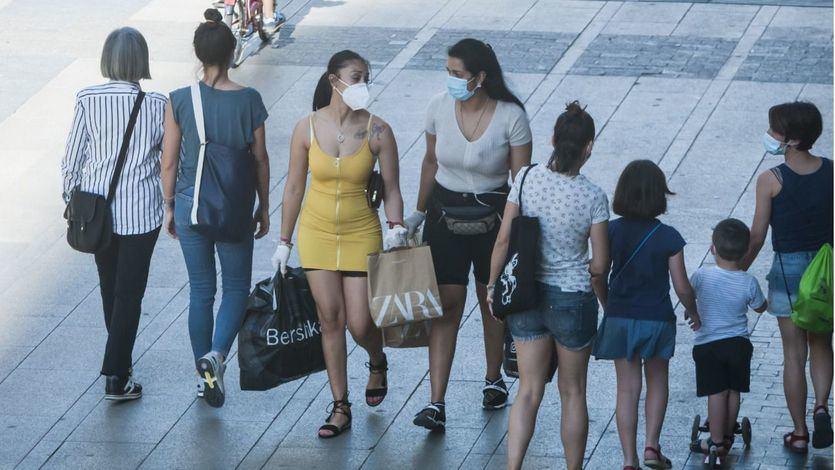Sanidad notifica 84 nuevos contagios y mantiene invariable la cifra de fallecidos